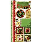 Bo Bunny Press - Splendor Collection - Cardstock Stickers - Our Home