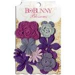 Bo Bunny - Blossoms - Bouquet - Plum Purple