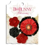 Bo Bunny - Blossoms - Dahlia - Wildberry