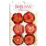 Bo Bunny - Blossoms - Pansy - Wildberry