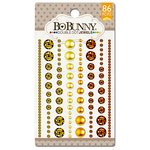 BoBunny - Double Dot Designs Collection - Bling - Jewels - Citrus