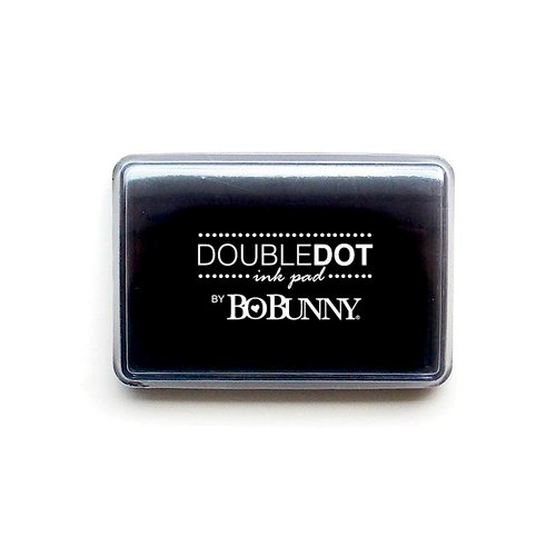 BoBunny - Double Dot Designs Collection - Ink Pad - Licorice