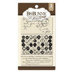 BoBunny - Clear Acrylic Stamps - Take Note