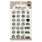 BoBunny - Clear Acrylic Stamps - Emoji