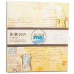BoBunny - C'est La Vie Collection - Misc Me - Binder