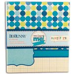 Bo Bunny - Family Is Collection - Misc Me - Binder