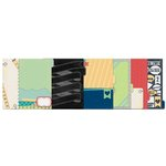 Bo Bunny Press - Family Is Collection - Misc Me - Dividers