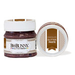 BoBunny - Double Dot Collection - Glitter Paste - Chocolate