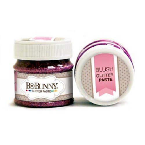 BoBunny - Glitter Paste - Blush