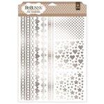 BoBunny - Foil Transfer - Accents - Silver