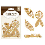 BoBunny - Laser Cut Chipboard - Dreamcatcher