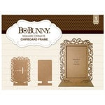 BoBunny - Ornate Chipboard Frame - Square