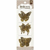 BoBunny - Laser Cut Chipboard - Butterfly