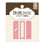 BoBunny - Craft Dies - Fancy Tags
