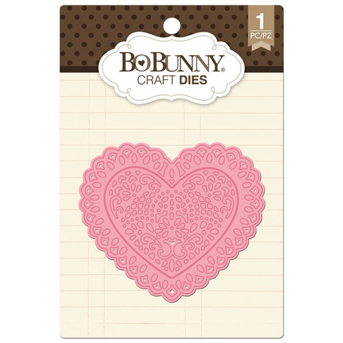 BoBunny - Craft Dies - Ornate Heart