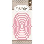 BoBunny - Craft Dies - Nested Fancy Frame