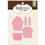 BoBunny - Craft Dies - Cupcake