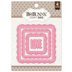 BoBunny Love Squared Craft Dies
