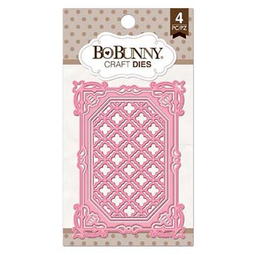 BoBunny - Craft Dies - 3 x 4 Lattice Frames