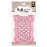 BoBunny - Craft Dies - 3 x 4 Lattice Frames