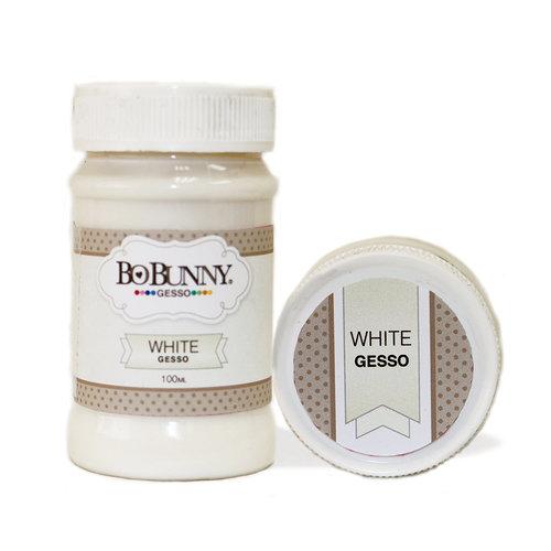 BoBunny - Gesso - White