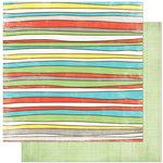 Bo Bunny Press - Ad Lib Collection - 12 x 12 Double Sided Paper - Vertigo