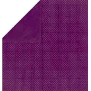 Bo Bunny Press - Double Dot Paper - 12 x 12 Double Sided Paper - Concord Dot