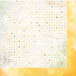 Bo Bunny - Country Garden Collection - 12 x 12 Double Sided Paper - Dot