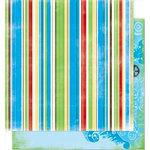 Bo Bunny Press - Calypso Collection - 12 x 12 Double Sided Paper - Calypso Life