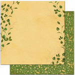 Bo Bunny - Camp-A-Lot Collection - 12 x 12 Double Sided Paper - Sunset
