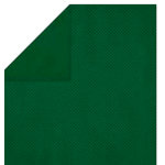 Bo Bunny Press - Double Dot Paper - 12 x 12 Double Sided Paper - Evergreen Dot, CLEARANCE