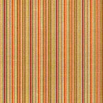 Bo Bunny Press - Fall Festival Collection - 12x12 Paper - Fall Festival Stripe