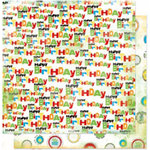 Bo Bunny Press - It's My Party Collection - 12 x 12 Double Sided Paper - It's My Party Day