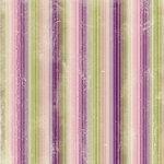 Bo Bunny Press - Jazmyne Collection - 12 x 12 Glittered Paper - Jazmyne Mist, BRAND NEW