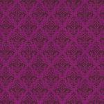 Bo Bunny Press - Jazmyne Collection - 12 x 12 Glittered Paper - Jazmyne Terrace