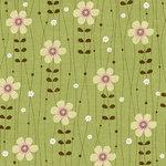 Bo Bunny Press - Jazmyne Collection - 12 x 12 Glittered Paper - Jazmyne Wellspring, CLEARANCE