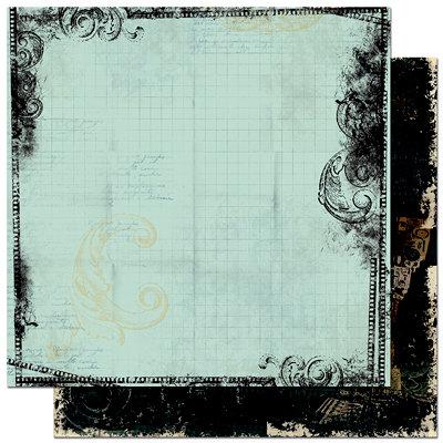 Bo Bunny - Mama-razzi Collection - 12 x 12 Double Sided Paper - Mama-razzi Aperture