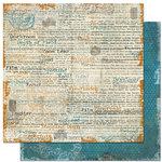 Bo Bunny Press - Mama-razzi Collection - 12 x 12 Double Sided Paper - Mama-razzi Tabloid