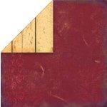 Bo Bunny Press - Bella Journee - Double Sided Paper - Napa Valley Collection - Napa Valley Trellis