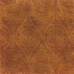 Bo Bunny Press - Primrose Collection - 12x12 Paper - Primrose Damask