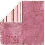 Bo Bunny Press - Bella Journee - Double Sided Paper - Paris Collection - Paris Romance