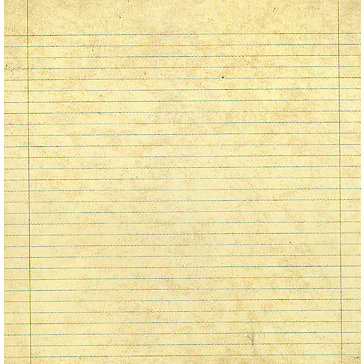 Bo Bunny Press - Pep Rally Collection - 12x12 Paper - Pep Rally Ruled Paper
