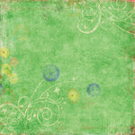 Bo Bunny Press - Summer Cottage Collection - 12x12 Paper - Summer Cottage