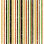 Bo Bunny Press - Splendor Collection - 12 x 12 Paper - Splendor Stripe, CLEARANCE