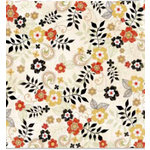 Bo Bunny Press - Splendor Collection - 12 x 12 Paper - Splendor Vine, CLEARANCE