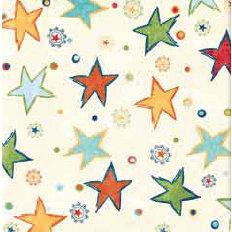 Bo Bunny Press - Shabby Princess - Star Struck Collection - 12x12 Paper - Star Struck - Baby - Boy
