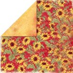 Bo Bunny Press - Bella Journee - Double Sided Paper - Tuscany Collection - Tuscany Garden