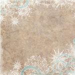 Bo Bunny Press - Winter Whisper Collection - 12 x 12 Paper - Winter Whisper
