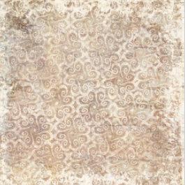 Bo Bunny Press - Winter Whisper Collection - 12 x 12 Paper - Winter Whisper Swirl
