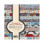 Bo Bunny Press - Detour Collection - 6 x 6 Paper Pad